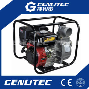 2inch 5.5HP Petrol Water Pump with Ce Certificated pictures & photos