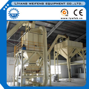 Digital Control Complete Wood Pellet Mill Wood Pellet Production Line pictures & photos