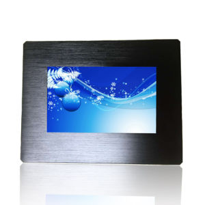 5 Inches HD Rugged Embedded Touch Industrial Monitor with Good Quality pictures & photos