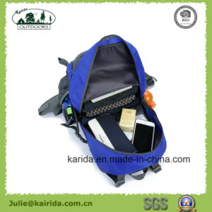 Five Colors Polyester Nylon-Bag Hiking Backpack 406p pictures & photos