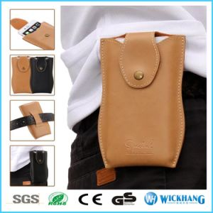 Leather Belt Clip Holster Case Bag for iPhone 6 7 Plus pictures & photos