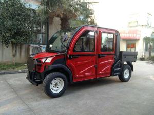 Cargo Vehicle Chinese 4 Seater Golf Carts 3.5kw 5kw