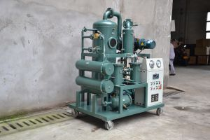 Mobile Trailer Transformer Oil Purifier Plant with Double Stage System pictures & photos