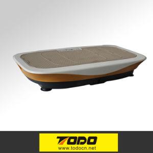 3D Dual Motor Vibration Plate Crazy Fit Massager pictures & photos