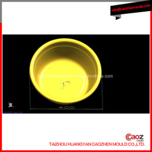 Taizhou Huangyan Plastic Injection Basin Mould pictures & photos
