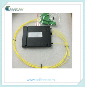 1*6 Sm Fused Splitter in 0.9mm Cable with Sc/APC pictures & photos