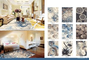 Wilton Machine Made Oriental Area Rugs pictures & photos