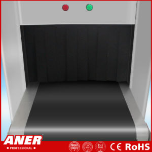 Professional Security Checking Luggage X Ray Scanner Inspection Machine Tunnel Size 500X300mm 24bit Depth pictures & photos