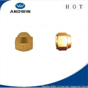 Brass Fitting Flare Swivel Branch Tee Union Tee pictures & photos
