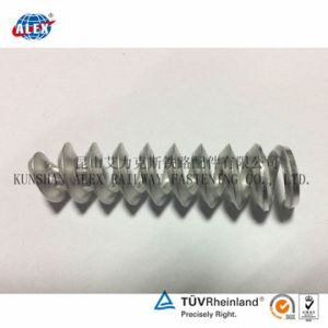 Aluminum Coil and Wedge Used for Railway Screw Spike pictures & photos