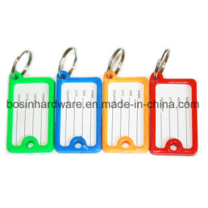 Plastic Travel Name Luggage Tag pictures & photos