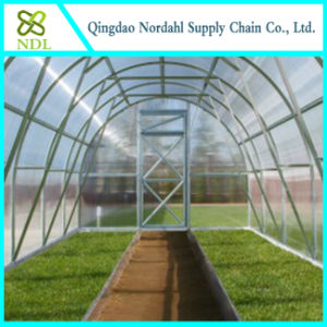 Best Selling Multi-Span Plastic Film Greenhouse for Vegetable Growing pictures & photos