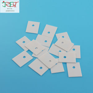 96% Alumina Ceramic Thermal Washer for Electric Welding Machine pictures & photos