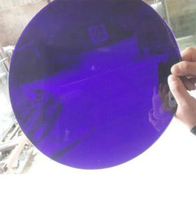 Cobalt Blue Glass of Tinted Heat-Absorbing Glass pictures & photos