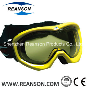 Reanson Professional Anti-Fog Double Spherical Lenses Snowboard Goggles pictures & photos
