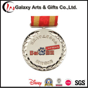 Souvenir Gift Metal Material Deboss Round Label Pin/Badage pictures & photos
