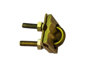 Brass U Clamp for Earthing System pictures & photos