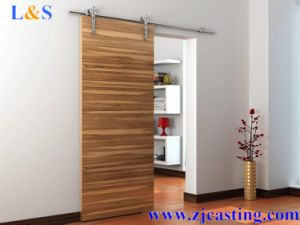 Modern Glass Sliding Door System pictures & photos
