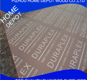 18mm Mirror/High Glossy/Glossy/Matt/Wire-Mesh/Anti-Slip Faced Plywood for Construction pictures & photos