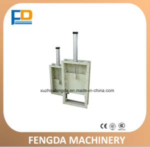 Pneumatic Slide Gate (TZMQ50× 50) for Feed Machine pictures & photos