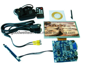 16: 9 7 Inch Industrial Module Supports VGA/Video/HDMI/Audio Inputs pictures & photos