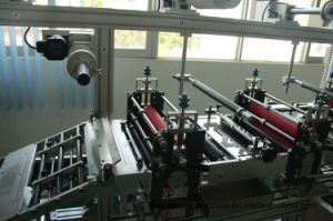 New Graphite Double-Edging Hamburg Process Assembly Line pictures & photos