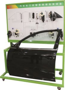Automobile Door Control System Training Board pictures & photos