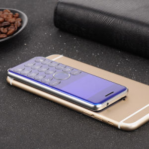 2.0 Inch Screen, CNC Middle Frame, Iml Front and Back Cover GSM Phone pictures & photos