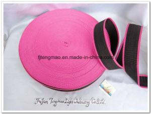 600d Black Fuschia PP Webbings for Bags pictures & photos
