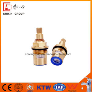 Customized Brass Cartridge Valve for Bathroom &Kitchen Tap pictures & photos