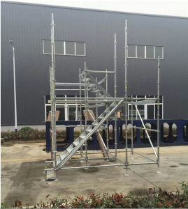 Ringlock Scaffolding Standard in Any Sizes pictures & photos