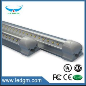 2017 UL Dlc Listed/Approved Frosted/Clear Cover 18W 1200mm 4FT/4feet 40W 2.4m 8FT/8feet T8 LED Tube Light/Bulbs pictures & photos