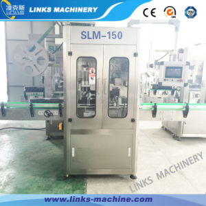 Automatic Glass Bottle PVC Label Sleeve Machine pictures & photos
