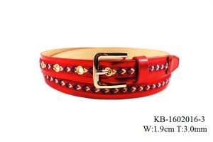 New Fashion Women PU Belt (KB-1602016-3)