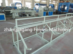 PVC Double-Output Production Line/Extruder Machine pictures & photos