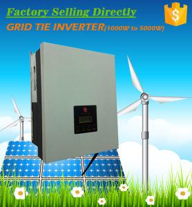 Wind Turbine 2000W Wind on Grid Tie Inverter pictures & photos