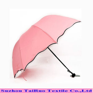 100% Polyester Taffeta with Waterproof for Umbrella Fabric pictures & photos