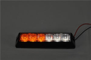 Waterproof IP67 6W LED Strobe Light Heads (SL6241) pictures & photos