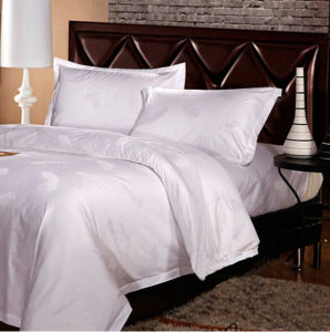Egyptian Cotton Blue Bed Sets for Home Usage (DPF10730) pictures & photos