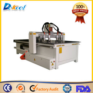 China 4 Heads Wood Engraving Carving CNC Router Machine pictures & photos