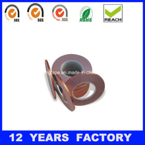 18micron Single Sided Copper Foil Tape with Liner pictures & photos
