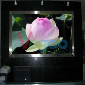 Vg Full Color Indoor LED Display Perfect Vision Effect 7.62mm