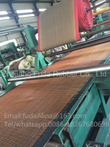 Ep200 Tear Resistant Pattern Conveyor Belt for Coal Mine pictures & photos