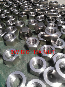 Stainless Steel Big Hexagon Head Nut pictures & photos