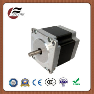 Small Vibration 60*60mm NEMA24 Hybrid Stepper Motor for CNC pictures & photos