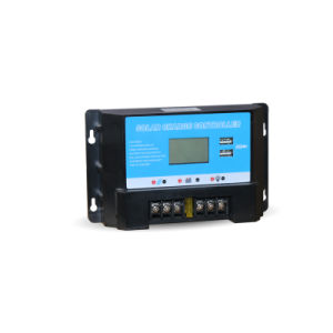 12V/24V Solar Panel Inverter 10A Charger Controller pictures & photos