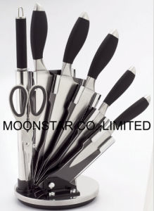 8PCS Stainless Steel Knife Set pictures & photos