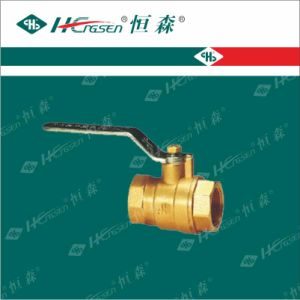 Qfball Valve//Brass Fittings/Pipe Fittings/HVAC Controls Products pictures & photos