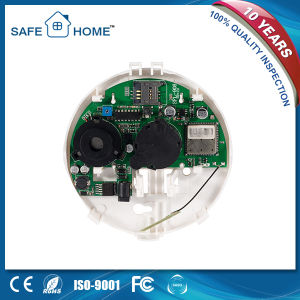 GSM Auto Dial Smoke Detector with Rechargeable Battery (SFL-908) pictures & photos