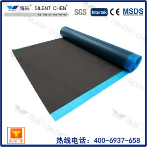 Roll Sound-Absorbing Underlay / Sheep Wool / Wood Floor pictures & photos